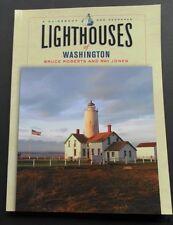 Lighthouses of Washington-Roberts & Jones-USA-Guidebook Keepsake-1st/1st 2006-PB