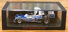 JPN LE   Spark 1:43 Ligier Matra JS5 Jacques Laffite F1 Long Beach GP 1976 S1630