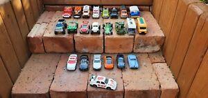 Matchbox Job Lot Bundle x23 CARS