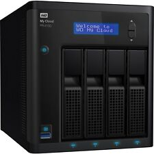 Wd 8tb My Cloud Pr4100 Pro Series Media Server With Transcoding, Nas - Network