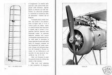 Nieuport 17 Macchi Biplane 1917 Manual Archive WWI WW1 Period Fighter VERY RARE