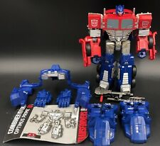 2015 Transformers OPTIMUS PRIME Combiner Wars Voyager Complete with Upgrade Kit