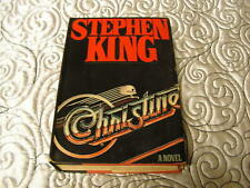 CHRISTINE STEPHEN KING HC/DJ book SFBC BCE - IT Carrie Dark Tower Stand Bachman