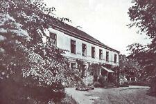 Schloß Schollendorf/ Szczodrów Kreis Groß- Wartenberg  (Schlesien) 1909