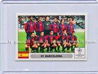 "RARE !! BARCELONA TEAM - KLUIVERT Sticker ""CHAMPIONS LEAGUE 2000-2001"" Panini"