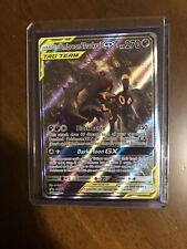 Pokemon - Umbreon & Darkrai GX - SM Black Star Promo SM241 241 - Eng - Inglese
