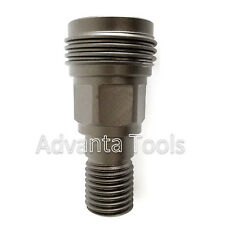 "Core Drill Adapter - Convert Hilti DD-BL Chuck to 1-1/4""-7 Male Threads (BS)"