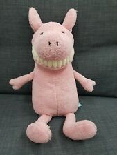 Jellycat Toothy Pig Large 36cm Plush Super Soft Teddy