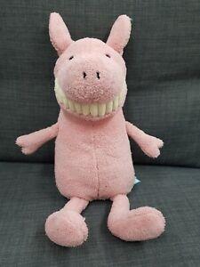 Kids Soft Toy - Jellycat Toothy Pig - Baby Kids Birthday Present!