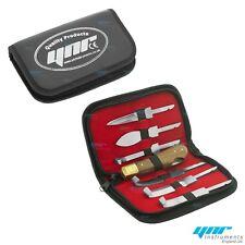 Ynr® Professional Farrier Hoof Knives Set Kit Veterinary Enquine Horse S Steel