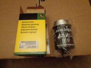 John Deere RE526557 fuel filter