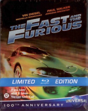 Fast And The Furious [Region 2] - Dutch Import BLU-RAY NEW