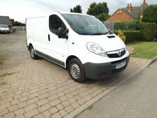 Vivaro SWB Commercial Van-Delivery, Cargoes