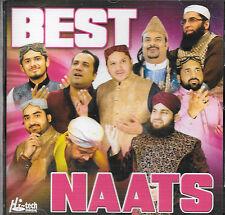 Best Naats - Most célèbre Naats - Neuf islamique Naat CD