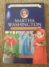 Martha Washington book by Jean Brown Wagoner