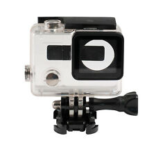 Supporto Custodia Cover Impermeabile Trasparente GoPro Hero 3+ Sub Surf