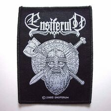 ENSIFERUM  Sword & Axe OFFICIAL WOVEN  PATCH