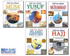 Tell Me About Musa Yusuf Muhammad (PBUT) Islamic History Hajj Children Books