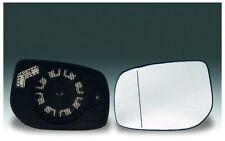 Toyota AURIS 2006-2012 Lado Izquierdo Convexo Espejo Cristal Calentada /& Placa 39 lshp