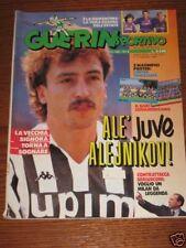 GUERIN SPORTIVO=N°32 1989=MAXIPOSTER INTER/BARI