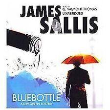 The Lew Griffin Mysteries: Bluebottle by James Sallis (2012, CD, Unabridged)