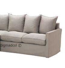 Ikea Harnosand 3 seater sofa COVER Tallasen sand colour  Brand New