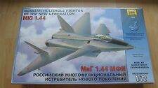 Zvezda 7252 Russian Multirole Fighter of the New Generation MIG 1.44 1/72