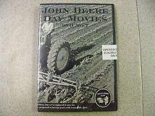 John Deere Day Movie DVD #7 Two-Cylinder 20 series 1958 420 C 720 820 Cutaway
