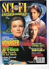 WoW! Sci-Fi Entertainment V2#3 👽 Star Trek Voyager! Brave New World! Babylon 5!