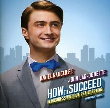 Broadway Cast - How To Succeed In Business Without Really Trying (2011, CD NEUF)