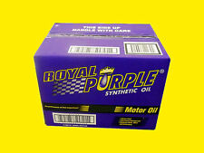 Royal Purple 06051 20W50 XPR Extreme Synthetic Racing Motor Oil - 6 Quart Case