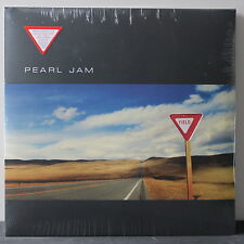 PEARL JAM 'Yield' Remastered Vinyl LP Euro Pressing NEW/SEALED