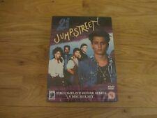 21 JUMPSTREET BRAND NEW AND SEALED DVD BOX SET JOHNNY DEPP