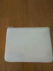 Furla Blush Pink Leather Pouch