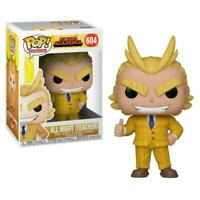 My Hero Academia All Might Teacher Pop! Vinyl Figure #604
