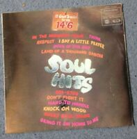 VARIOUS - Soul Hits (1968) Vinyl LP (MFP 1280) Funk Soul