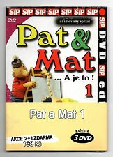 Pat a Mat (A je to) 6DVD Collection Czech animated series Region ALL