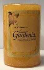 Lot of 7 Dana Classic Gardenia Scented Candle 4.5 oz