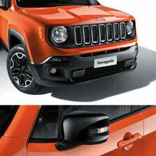 Kit Griglia - Calotte specchi nero Opaco ORIGINALE Jeep Renegade new ita