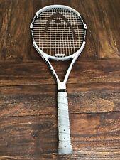 Head Liquidmetal Flexpoint 6 Tennis Racquet 4 1/2 Grip & Head Carry Case