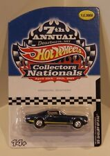 2007 Hot Wheels 7th Nationals/Convention '65 Shelby GT350 Mustang Only 3000 Made