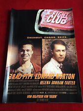 Fight Club Kinoplakat Poster A1, Brad Pitt, Edward Norton