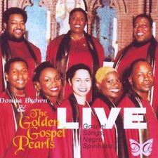 CD de musique live gospel