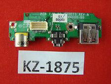 Fujitsu Siemens Amilo M6453G Sound + USB Board #KZ-1875