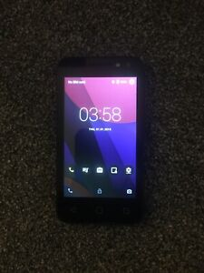 Alcatel 4034X Black Pixi 4 Unlocked