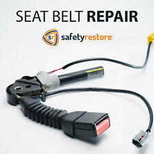 FOR BUCKLE SEAT BELT REPAIR AFTER ACCIDENT PRETENSIONER REBUILD SAFETY RESTORE