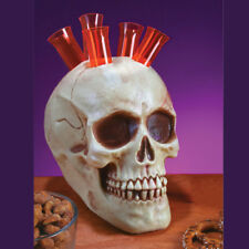 NEW SHOT IN THE HEAD SHOT GLASS HOLDER Party Supplies