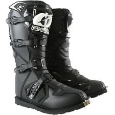 O'Neal Rider Boot Motocross ATV Off Road Size 10 Black