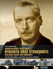 Generalleutnant der Reserve HYACINTH GRAF STRACHWITZ Ritterkreuzträger NEU !