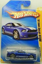 2010 HOT WHEELS Mattel New Models 9/240 '10 Ford Shelby GT500 9/44 R0916